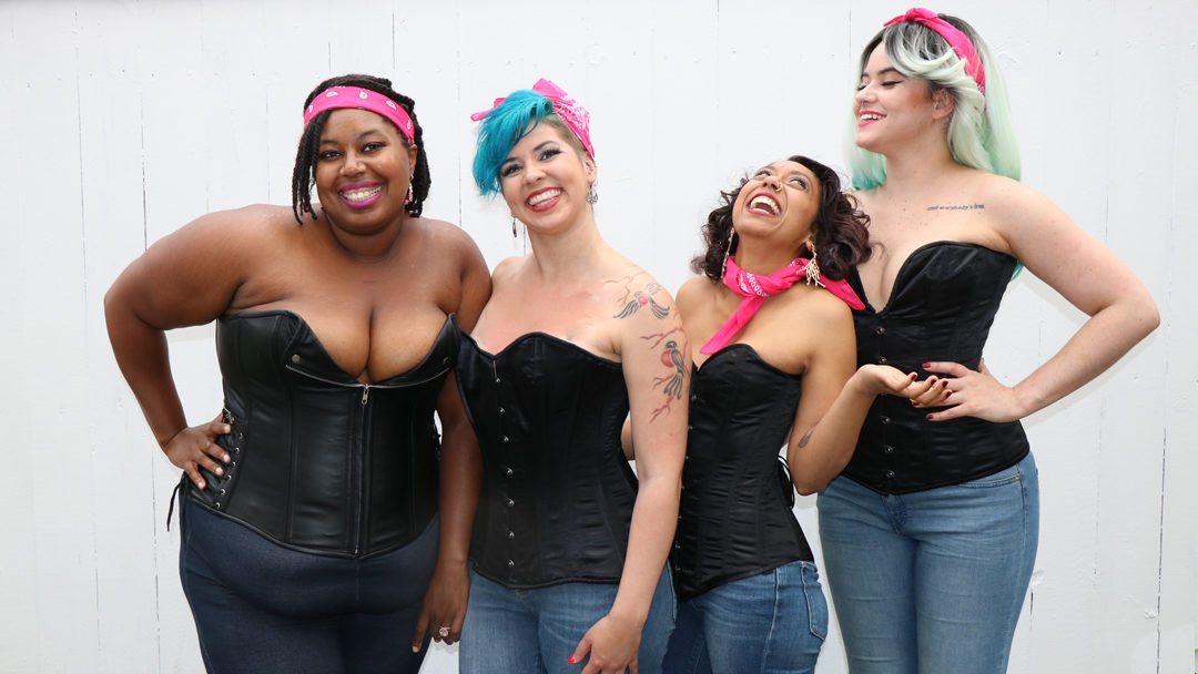 The Ultimate Corset Buying Guide: Body Types & Corset Styles